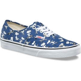 Vans UA AUTHENTIC (PEANUTS) SNOOPY Ink Blue