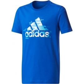 adidas YOUTH BOY BOS TEE - Chlapecké tričko