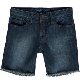 O'Neill LB MAKE WAVES SHORTS - Dětské džínové šortky