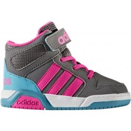adidas MID INF - Dětská kotníčková obuv