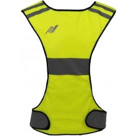 Rucanor RUNNING VEST XSHAPE - Běžecká reflexní vesta