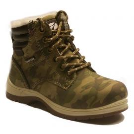 Numero Uno CAMEL ARMY KIDS - Dětská zimní obuv
