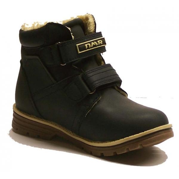 744522abd Numero Uno PAJO KIDS - Dětská zimní obuv