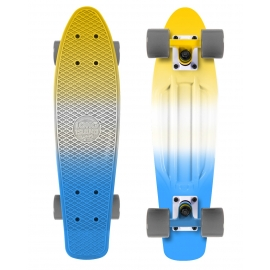Long Island INFINITY22 - Plastový mini longboard