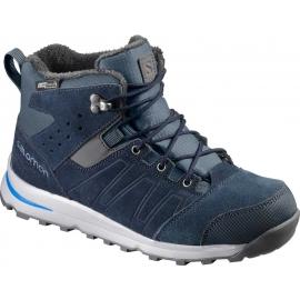 Salomon UTILITY TS CSWP J - Juniorská zimní obuv
