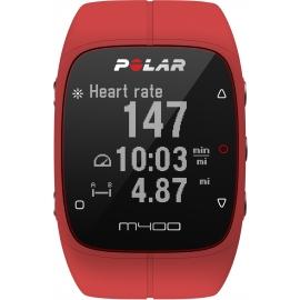 POLAR M400 HR - Sportovní hodinky s GPS a měřením tepové frekvence