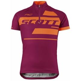 Scott SHIRT JR RC TEAM - Dětský cyklistický dres