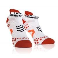 Compressport RUN LO - Kompresní ponožky