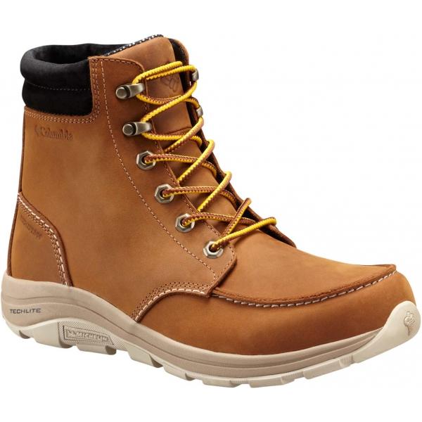 Columbia BANGOR BOOT OMNI-HEAT - Pánská zimní obuv 1414d72102