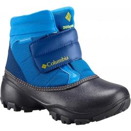 Columbia YOUTH ROPE TOW KRUSER - Dětská zimní obuv