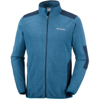 Columbia TOUGH HIKER FULL ZIP  FLEECE - Pánská fleecová mikina