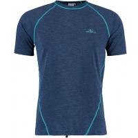 O'Neill PM ACTIVE S/SLV RASHGUARD - Pánské fitness tričko