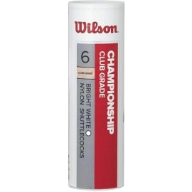 Wilson CHAMPIONSHIP 6ks 79 - Badmintonový míč