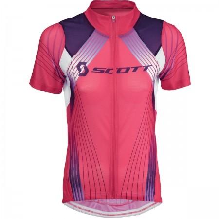 SHIRT W SHADOW PRO SSL - Dámský cyklistický dres - Scott SHIRT W SHADOW PRO SSL - 1