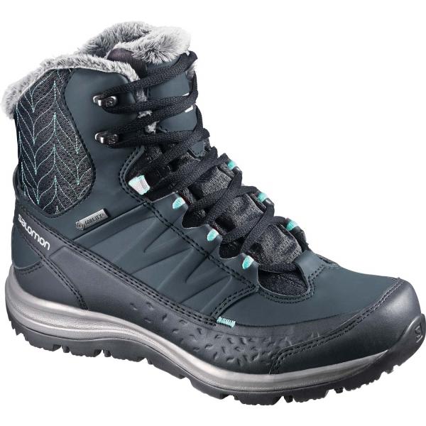 Salomon KAINA MID GTX - Dámská zimní obuv