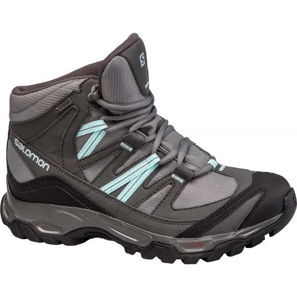 Salomon MUDSTONE MID 2 GTX W - Dámská hikingová obuv 5039c2bec1f
