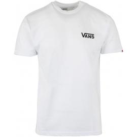 Vans EU M LEFT LOGO CHEST - Pánské tričko