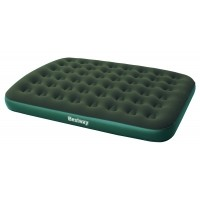 Bestway FLOCKED AIR BED GN
