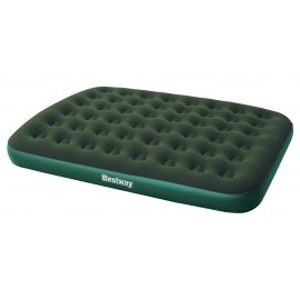 Bestway FLOCKED AIR BED GN - Nafukovací matrace