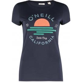 O'Neill LW SUNSET LOGO T-SHIRT - Dámské tričko