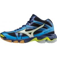 Mizuno WAVE BOLT 6 MID - Pánská indoorová obuv