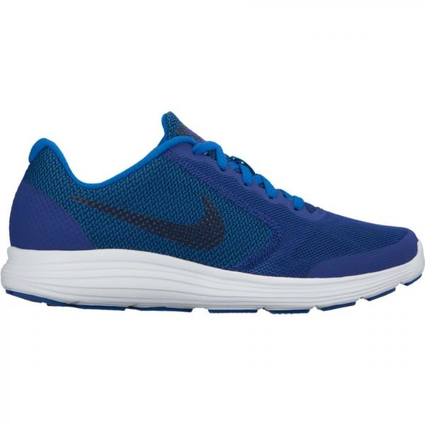 Nike REVOLUTION 3 GS - Dětské běžecké boty 1ea0c8c3ba