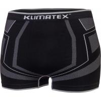 Klimatex ANDRIS - Pánské funkční bezešvé boxerky