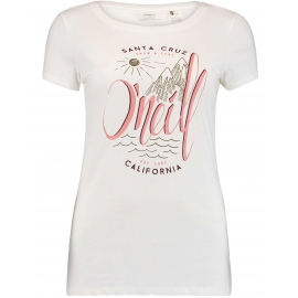 O'Neill LW ECHO LAKE LOGO T-SHIRT - Dámské tričko