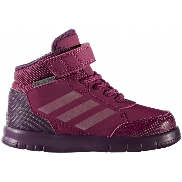9672ac6b737 adidas ALTASPORT MID EL I - Dětská kotníková obuv
