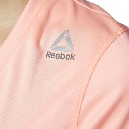 Dámské běžecké triko - Reebok RUNNING TEE - 5