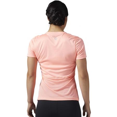Dámské běžecké triko - Reebok RUNNING TEE - 4