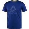 Pánské běžecké triko - Reebok RUN GRAPHIC TEE - 1