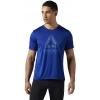 Pánské běžecké triko - Reebok RUN GRAPHIC TEE - 3