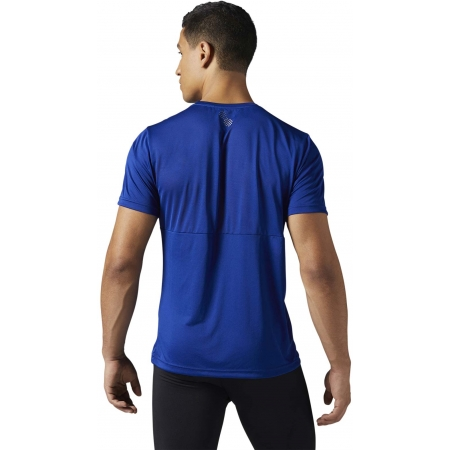 Pánské běžecké triko - Reebok RUN GRAPHIC TEE - 4