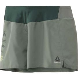 Reebok SRW  WVN SHORT - Dámské běžecké šortky