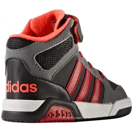 Dětská volnočasová obuv - adidas BB9TIS MID INF - 9