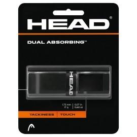 Head Dual Absorbing black - Základní gripy