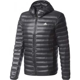 adidas VARILITE HOODED JACKET - Pánská outdoorová bunda