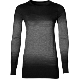 Asics SEAMLESS LS TOP W BLACK - Dámské běžecké triko