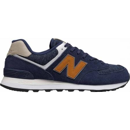 Pánská vycházková obuv - New Balance ML574VAK