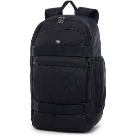 Vans M TRANSIENT III SKATE BACKPACK Black - Batoh