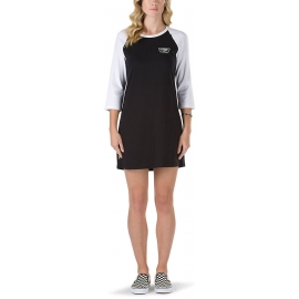 Vans W FULL PATCH RAGLAN BLACK