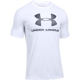 Under Armour CC SPORTSTYLE LOGO - Pánské triko