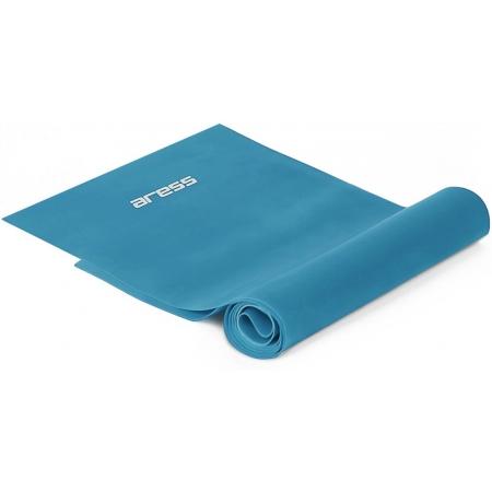 Cvičící guma - Aress CVIČÍCÍ GUMA LT.BLUE HARD