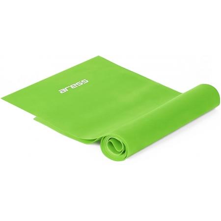 Cvičící guma - Aress CVIČÍCÍ GUMA GREEN MEDIUM