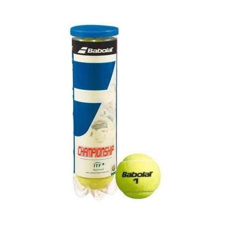 Tenisové míče - Babolat CHAMPIONSHIP X4