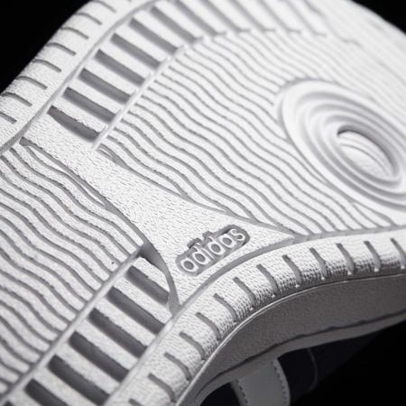 Pánské kotníkové boty - adidas VS HOOPS MID - 7