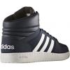 Pánské kotníkové boty - adidas VS HOOPS MID - 5