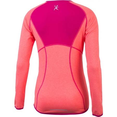 Dámské zimní triko s dlouhým rukávem - Klimatex TEREZ - 2