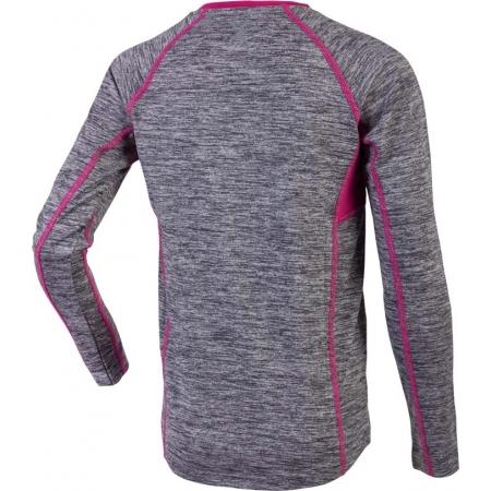 Dětské funkční triko s dlouhým rukávem - Klimatex ELINE - 2